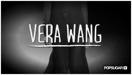 Vera Wang Fall 2011 Collection Runway Video