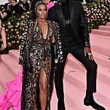 Gabrielle Union and Dwayne Wade at the 2019 Met Gala