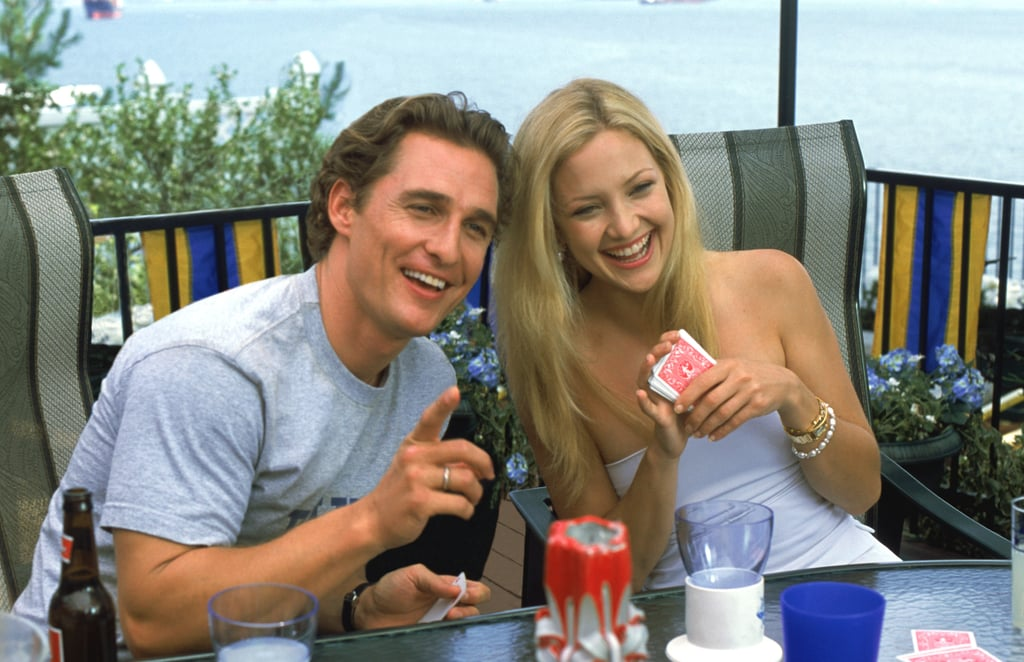 "It's been 17 years since Kate Hudson and Matthew McConaughey made us swoon with their romantic comedy How to Lose a Guy in 10 Days, and we're still in love with the film. Apparently so is Hudson, who opened up about her appreciation for the iconic flick in an interview with Elle magazine. When asked if it's fun revisiting memories from the movie, the 41-year-old actress responded, ""It is! It was a very different time of making movies. People like me and Matthew, I feel like we were the last class of actors that really experienced the old school Hollywood process of making movies. It was a special time."" Hudson then shared whether or not she thinks Andie and Ben's notorious love fern would survive in quarantine. ""I mean, I hope so!"" she said. ""I've always thought about what Matthew and I's characters would be now, if we were still together. It's actually probably a good amount of time [that has passed] to make a movie about it. We probably would have gotten married with kids. We're probably miserable right now!"" (Although that ""miserable"" remark kind of hurts, she might be on to something! This actually sounds like a solid premise.)  But Hudson doesn't believe it'd be all that bad. ""But I think Andie Anderson is ambitious, and she was wanting to go places, and she was sort of stuck in this job,"" she added. ""I loved what we created with that movie. And she found love that would support her ambitions. Andie would probably be running something at this point.""  Well, it's good to know even Hudson still thinks about what a sequel would look like and imagines Andie being a badass boss. Hopefully, we'll get some fun references to her character in the upcoming How to Lose a Guy in 10 Days Quibi remake. The reboot's cast and release date haven't been revealed yet, but while we wait, revisit some of the cutest moments from the film ahead!       Related:                                                                                                           22 Moments You Still Love From How to Lose a Guy in 10 Days"