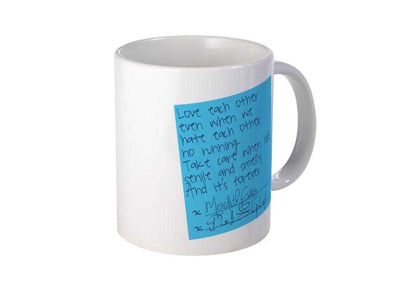 Post-It Mug ($14)