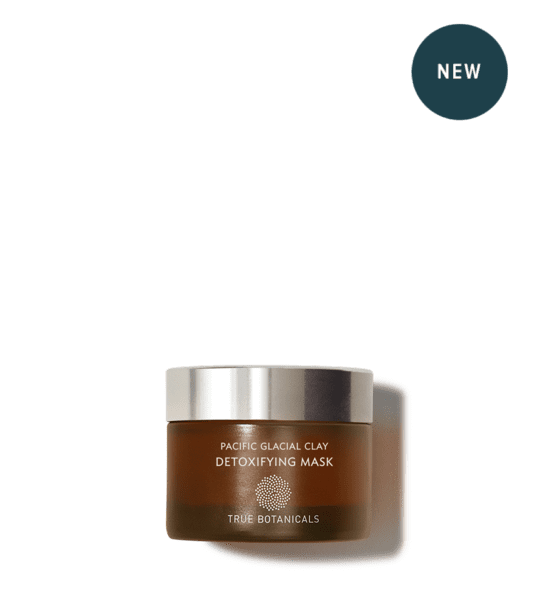 True Botanicals Pacific Glacial Clay Detoxifying Mask
