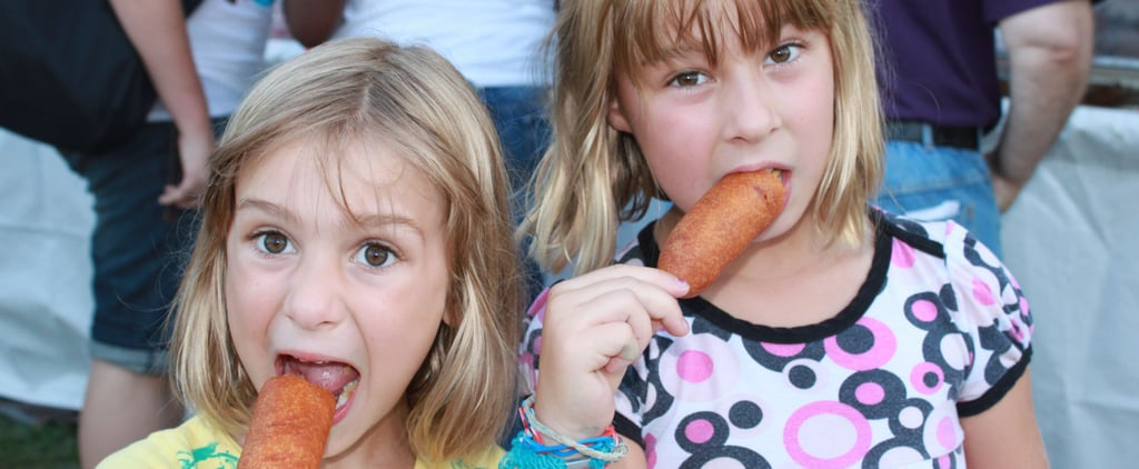 Mom Confession: My Kid Only Eats Encased Meats and Carbs