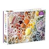 Galison Seashells 2000Piece Puzzle