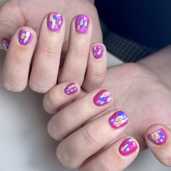 Thermal Nail-Art Trend Inspiration