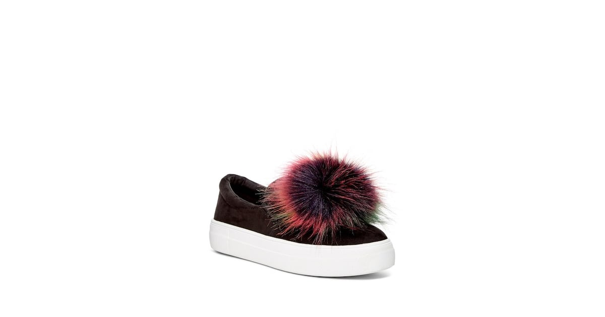 bac2dcd0d05 Steve Madden Great Faux Fur Sneaker | Best Slip-On Sneakers ...