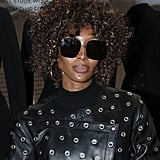 Naomi Campbell at the Tribute to Azzedine Alaia During Paris Fashion Week 2019