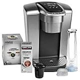 Keurig K-Elite Single Serve Coffee Maker Bundle