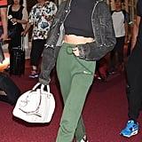 Selena's Louis Vuitton Duffel Bag