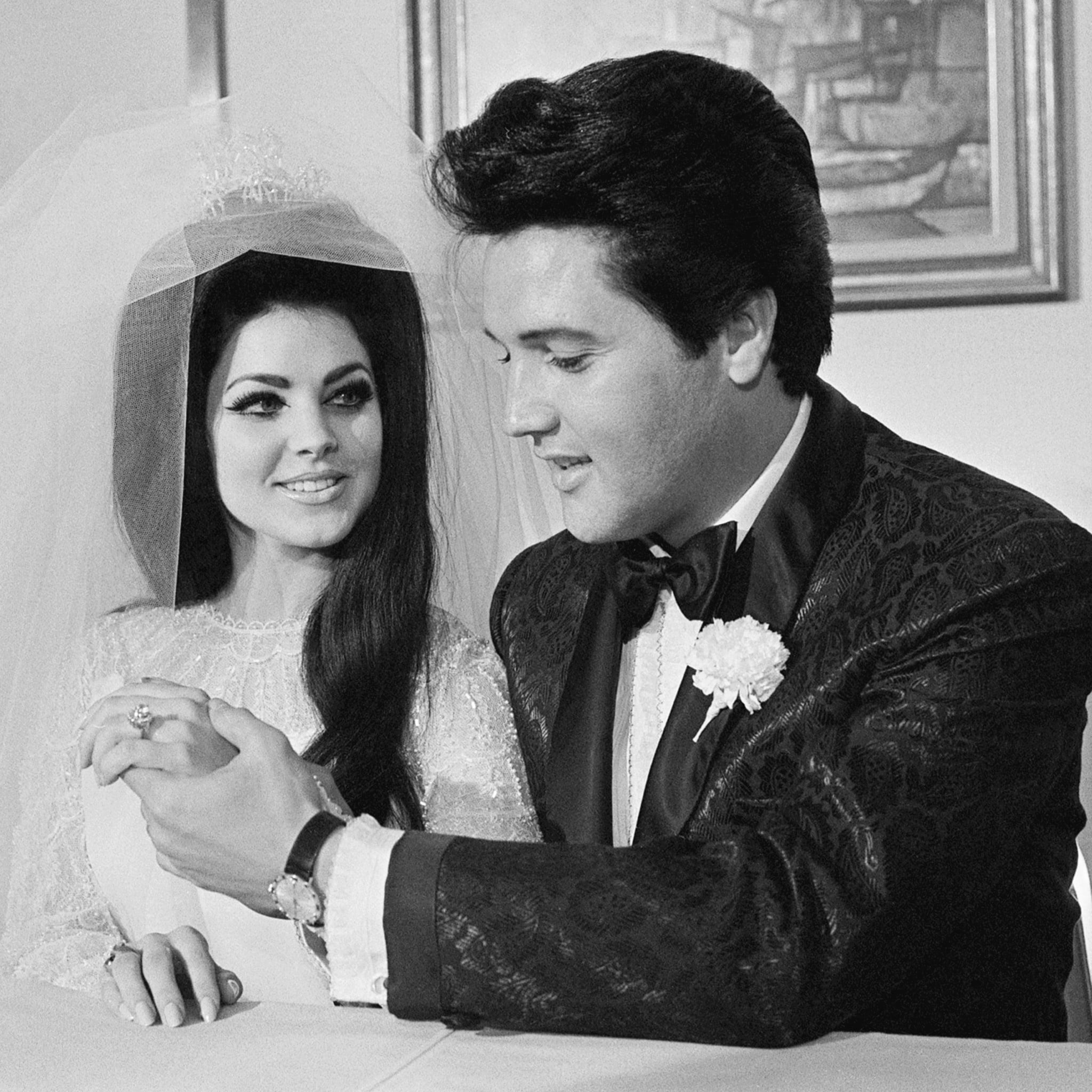How Did Elvis And Priscilla Presley Meet Popsugar Celebrity