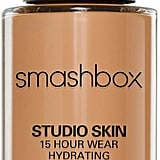 Smashbox Studio Skin 15 Hour Wear Hydrating Foundation ($42) comes in 22 shades.