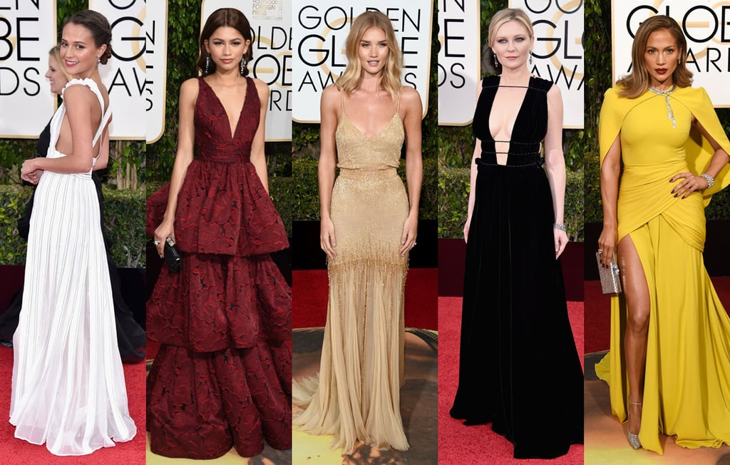 Best Dressed at the Golden Globes 2016