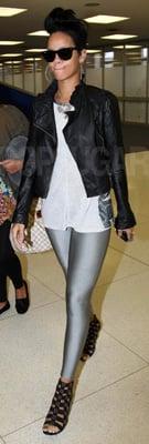 Celeb Style: Rihanna