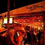 Cafe Habana, Malibu, CA