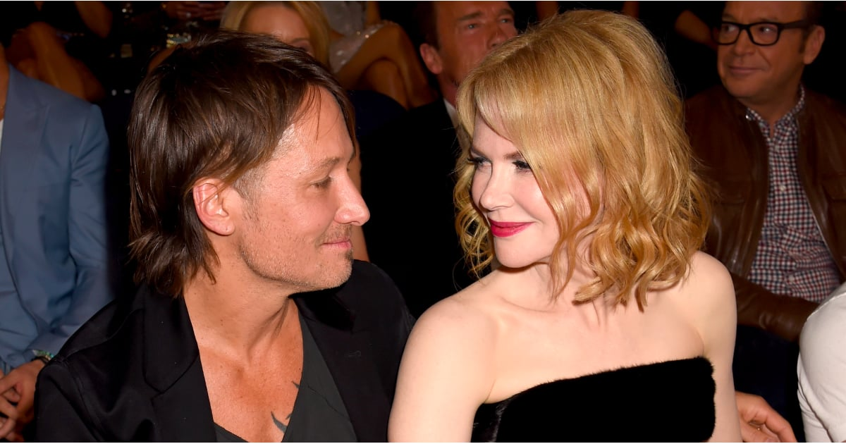 Keith Urban And Nicole Kidman To Renew Their Wedding Vows: Nicole Kidman And Keith Urban At The CMT Awards 2015