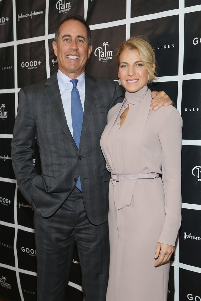 Jerry and Jessica Seinfeld: 18 Years