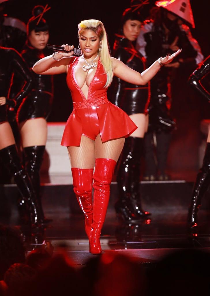 Sexy Nicki Minaj Pictures 2018  Popsugar Celebrity Photo 28-2613
