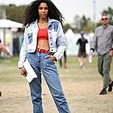 How to Wear a Jean Jacket