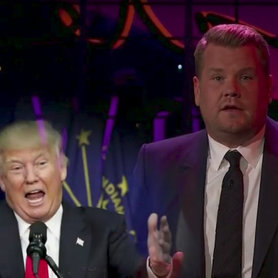 "James Corden ""Despacito"" Remix on Donald Trump Summer News"