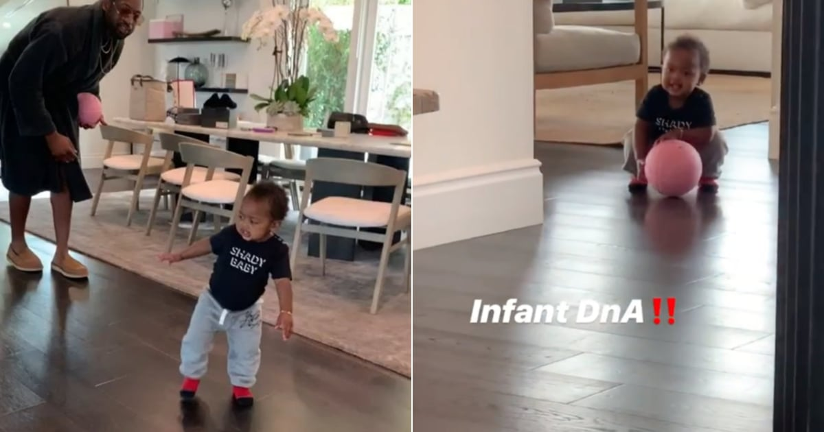 Hi, NBA, Dwyane Wade's 1-Year-Old Daughter Is Ready For the Big Game Judging by This Video - POPSUGAR