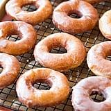 Copycat Krispy Kreme Glazed Doughnuts