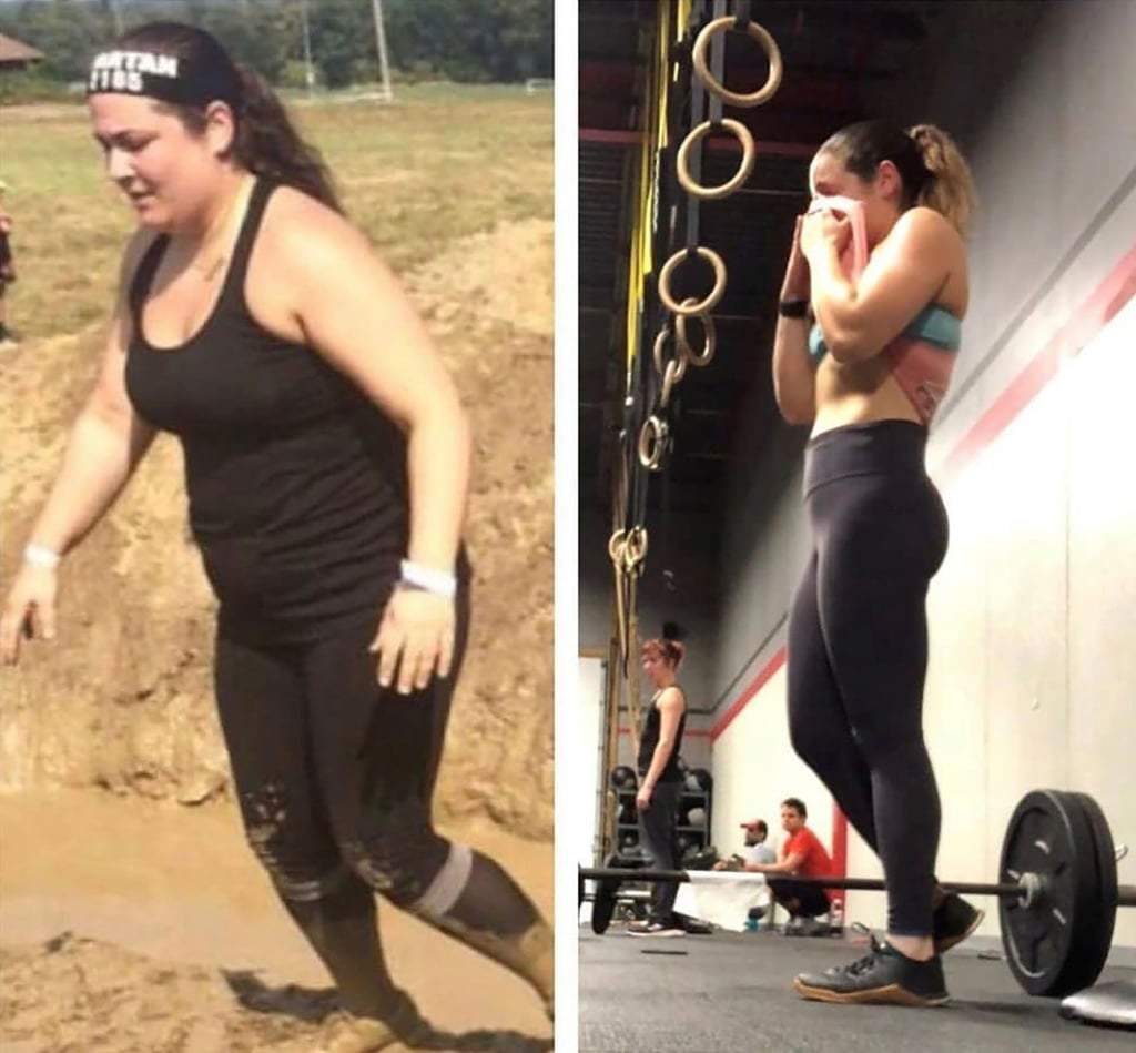 Michelle's History With Weight, Food, and Fitness