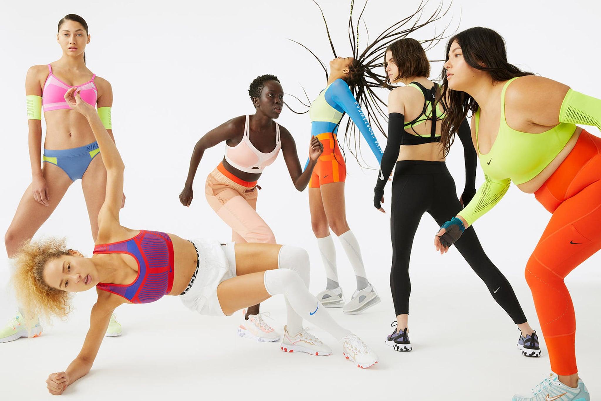 c1e00a2cdf9 Nike Expands Sports Bra Sizes 2019