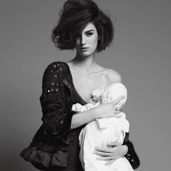 CR Fashion Book First Issue Inspired by Birth and Rebirth
