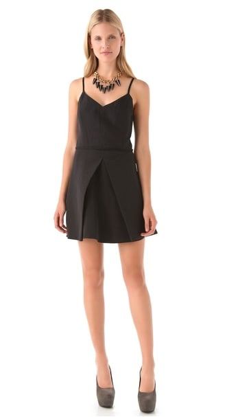 Need a little black dress in your mix? This Thekyskens' Theory Dillon Flacky dress ($149, originally $495) has just enough unique details to make you stand out from the crowd.