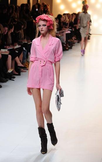 London Fashion Week: Topshop Unique Spring 2009