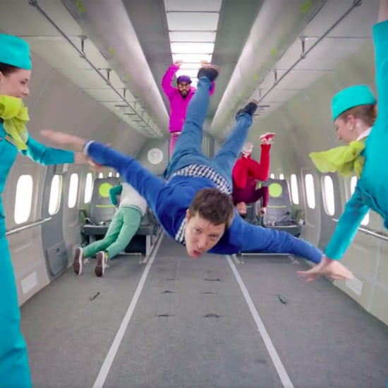 "OK Go ""Upside Down & Inside Out"" Music Video"