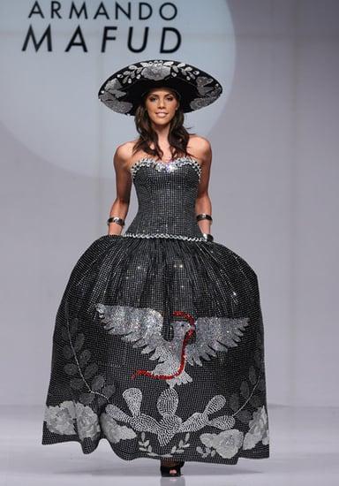 Mexico Fashion Week: Armando Mafud Spring 2009
