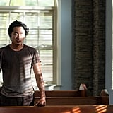 Glenn's Death Would Be the Best Way to Honor the Comics