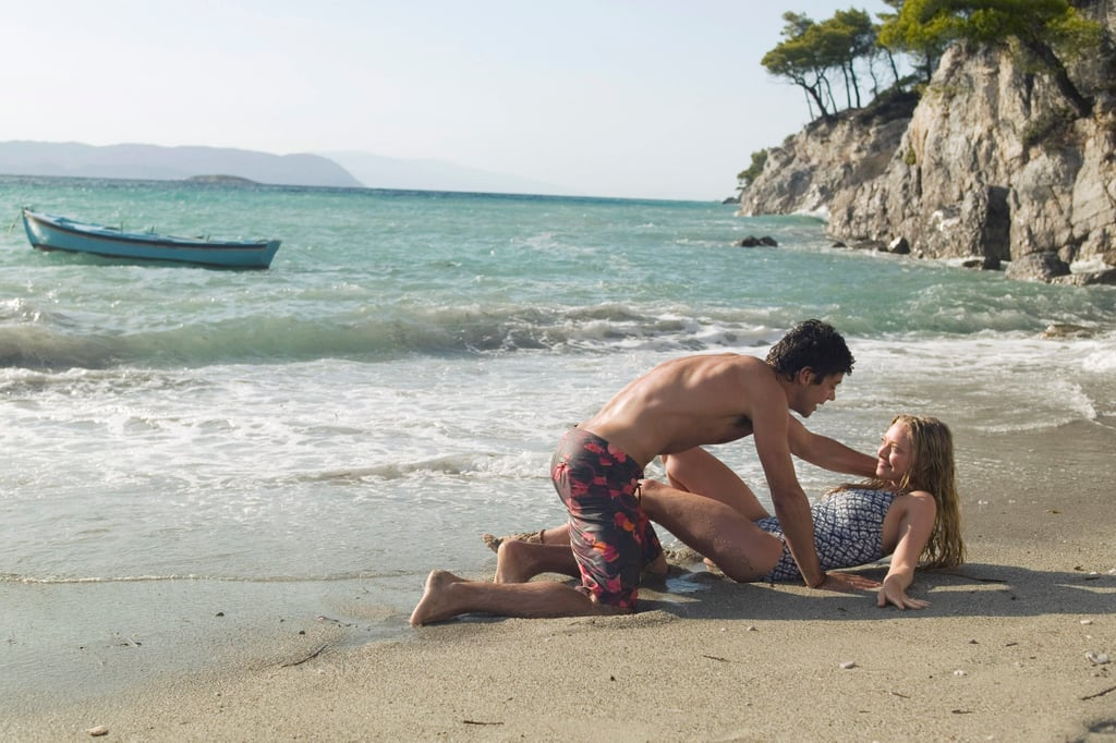 flirting games at the beach movies full time
