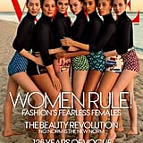 Vogue's March 2017 Cover