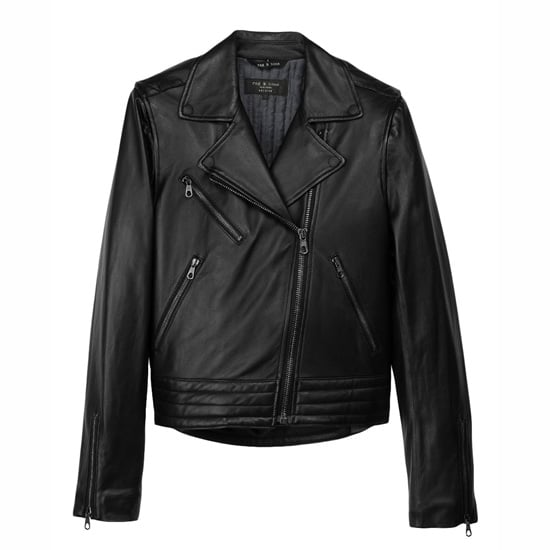 Rag & Bone Bowery Leather Jacket, approx. $1,522