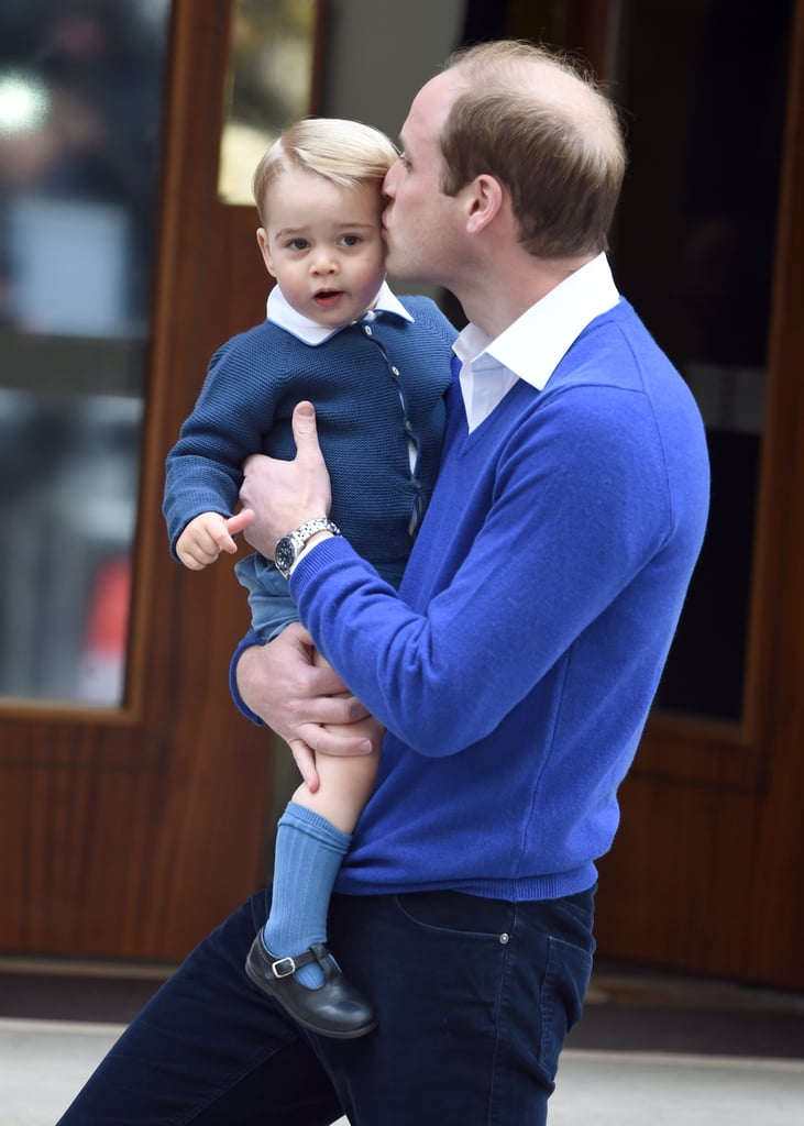 Prince William on How Parenthood Has Changed Him