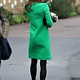 Kate Middleton's L.K. Bennett Ankle Boots February 2019