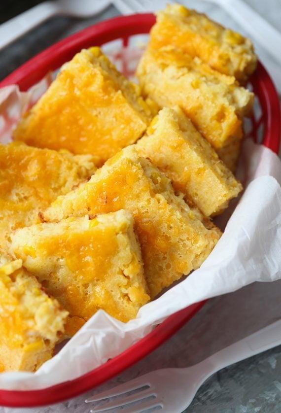 Creamy Cheesy Cornbread
