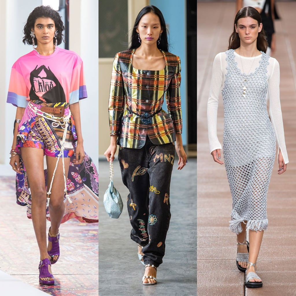 Spring 2019 Trends Popsugar Fashion