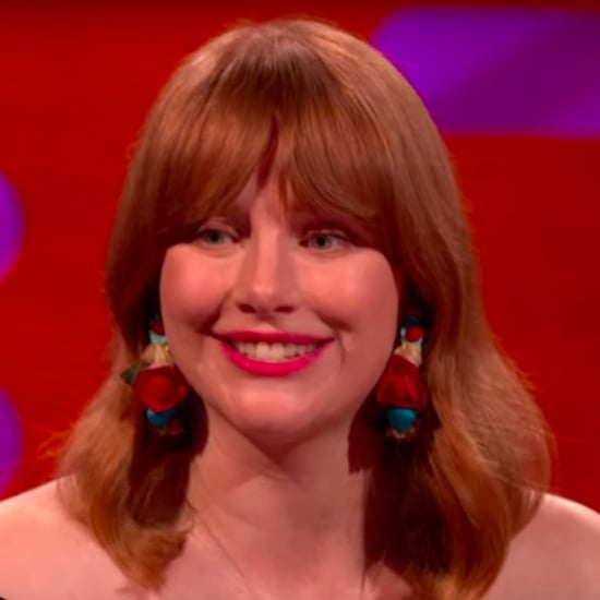 Bryce Dallas Howard Graham Norton Show Video May 2018