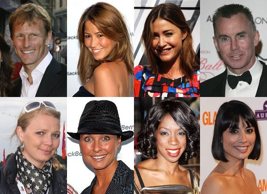 Photos Of Rumoured Contestants On Strictly Come Dancing
