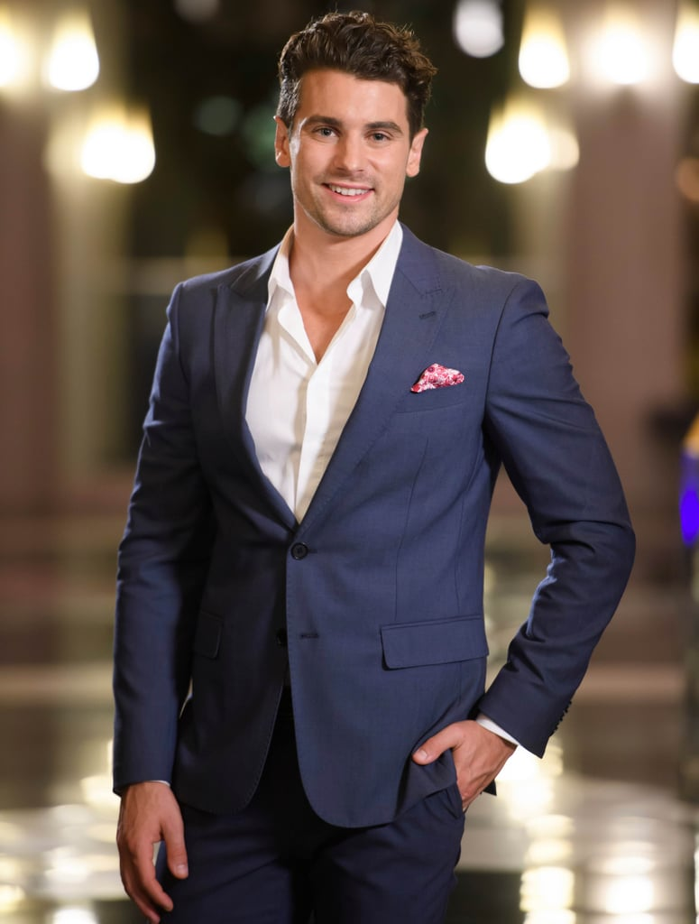 Pictures of Matty Johnson From The Bachelorette 2016