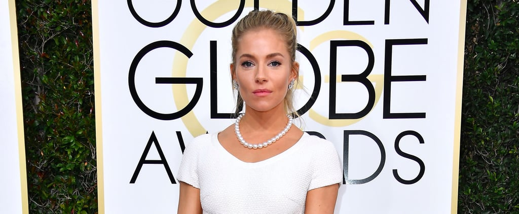 Sienna Miller Is Wearing the Newest Chanel Lip Product — and You're Going to Be Obsessed