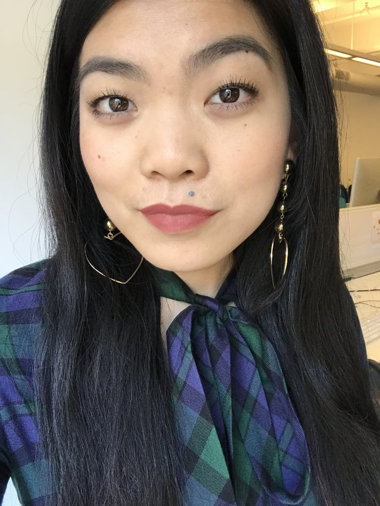 """""""If any millennial beauty brand knows its consumer, it's Glossier, so it's no surprise this formula was made with the Glossier girl in mind. It's all length, but little to no volume. One coat leaves you with that """"your lashes but slightly better"""" look, which is perfect if all you need is a little oomph. I have a lash perm and actually love how naturally elongated it makes my lashes look, but it's not something I'd reach for every day. If you like big lashes, I'm sorry to say this is probably not the formula for you."""" — Carrie Carrollo, assistant beauty editor, Native Content"""