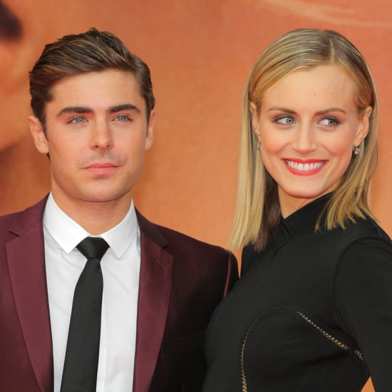 Zac Efron Pictures at German Lucky One Premiere