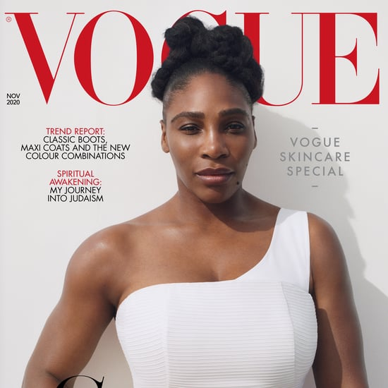 Serena Williams Talks Body Confidence in British Vogue