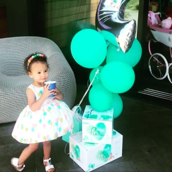 Chrissy Teigen and John Legend Celebrate Luna's Birthday