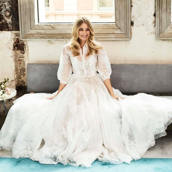Anna Heinrich Cosmo Bride Wedding Dress Shoot