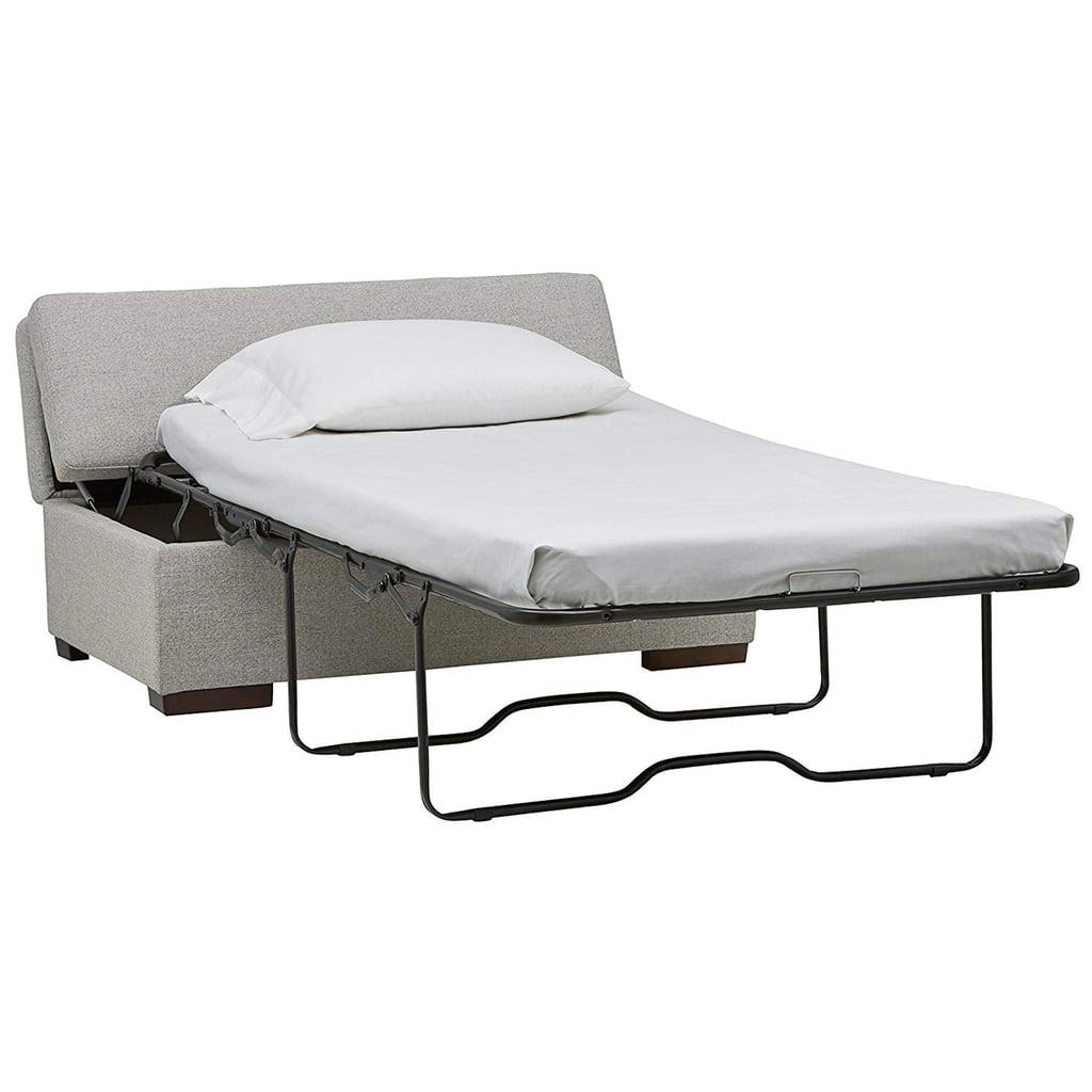 Convertible Ottoman Sofa Bed on Amazon