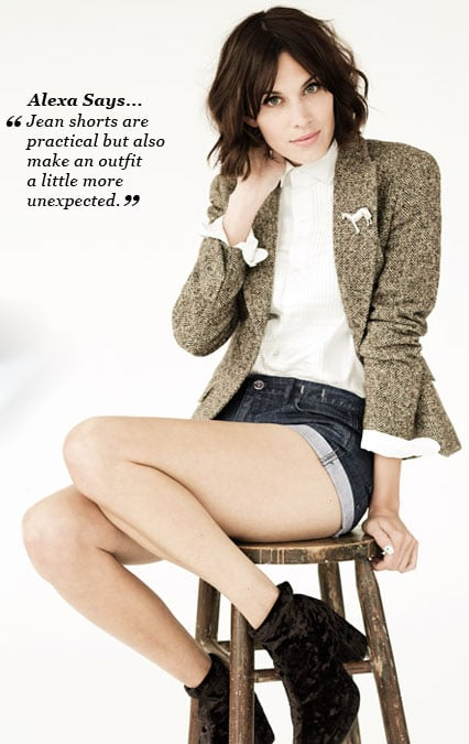 Alexa Chung Styles 5 Amazing Madewell Pieces — This Is Why We Love It . . .